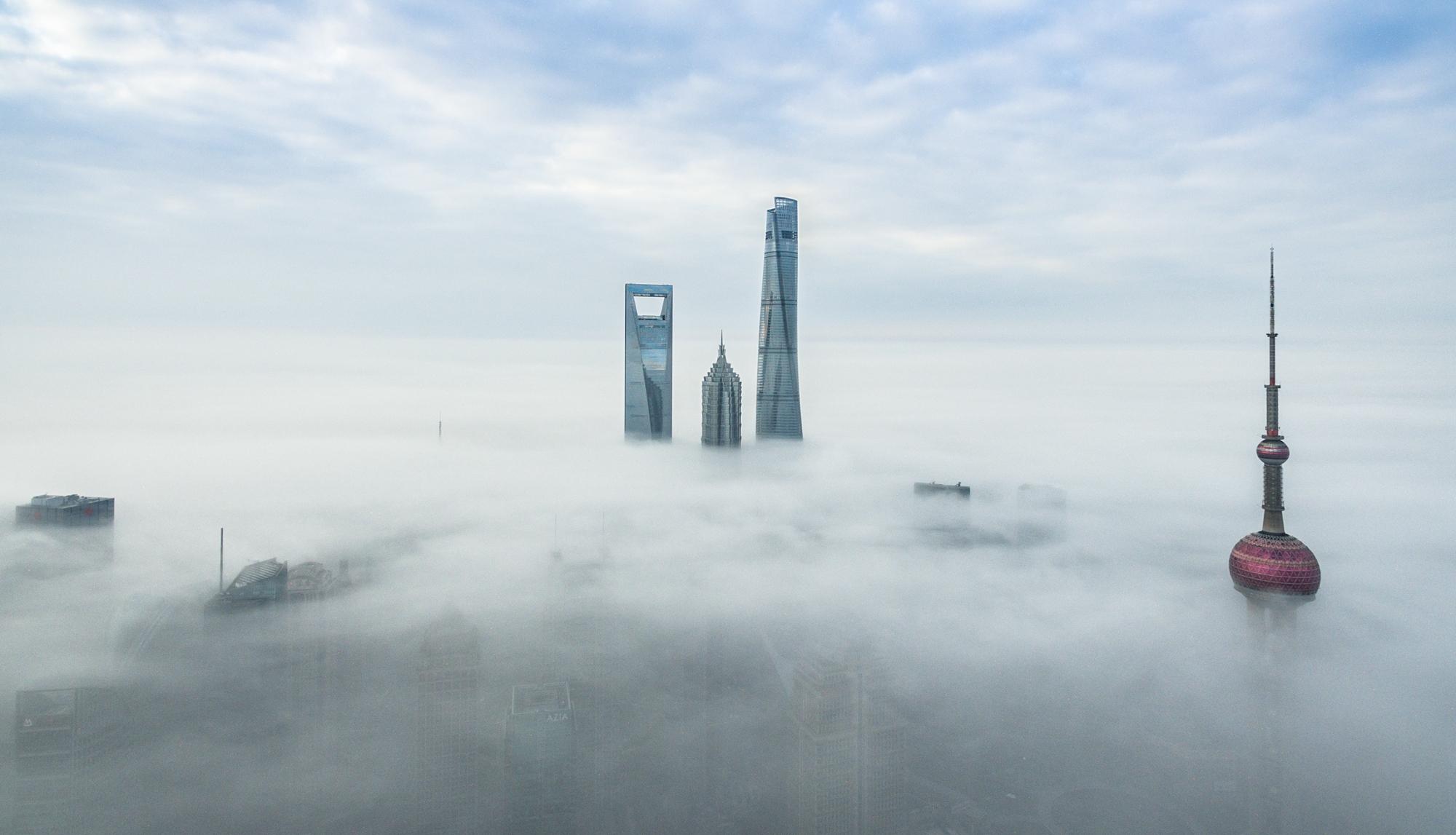 图片组城市・建筑类|第三届(2017)中国无人机摄影大赛