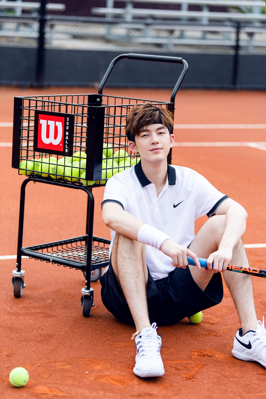 董力化身网球少年><span class=